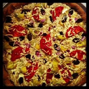 pizza pie baby!